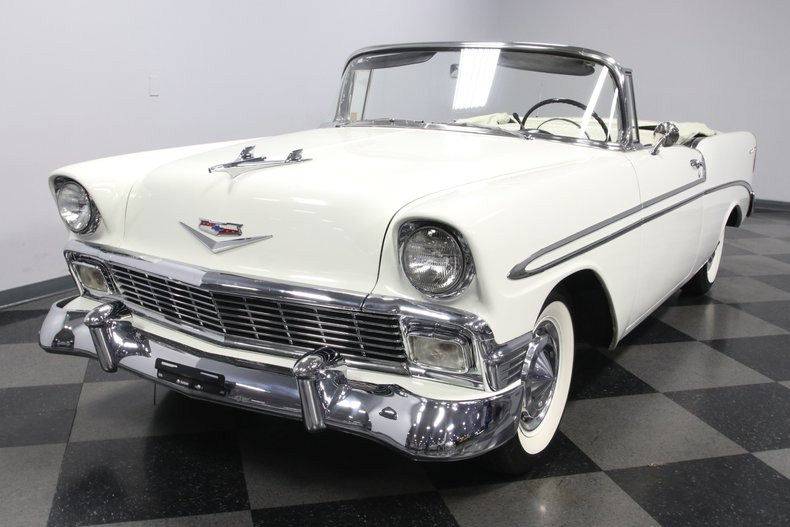 1956 Chevrolet Bel Air 21