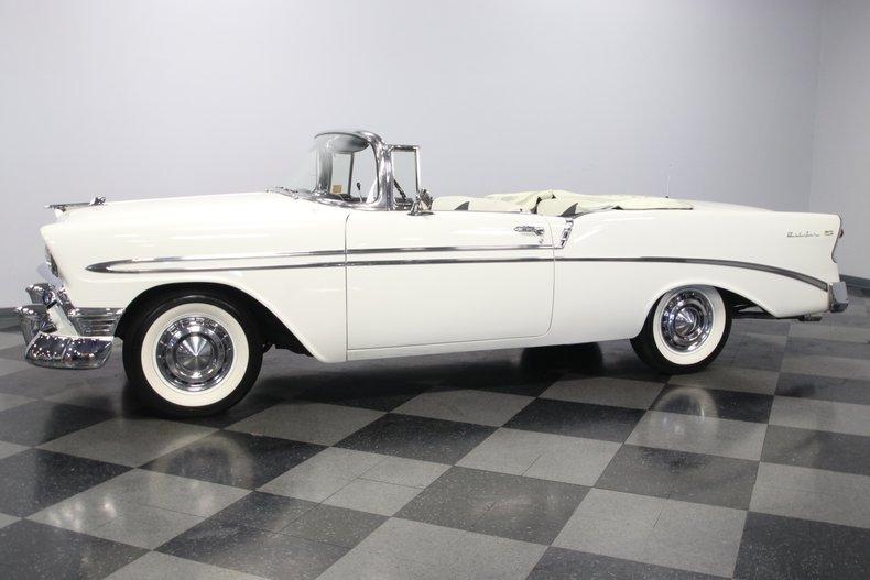 1956 Chevrolet Bel Air 7