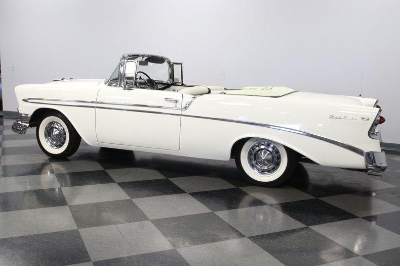 1956 Chevrolet Bel Air 9