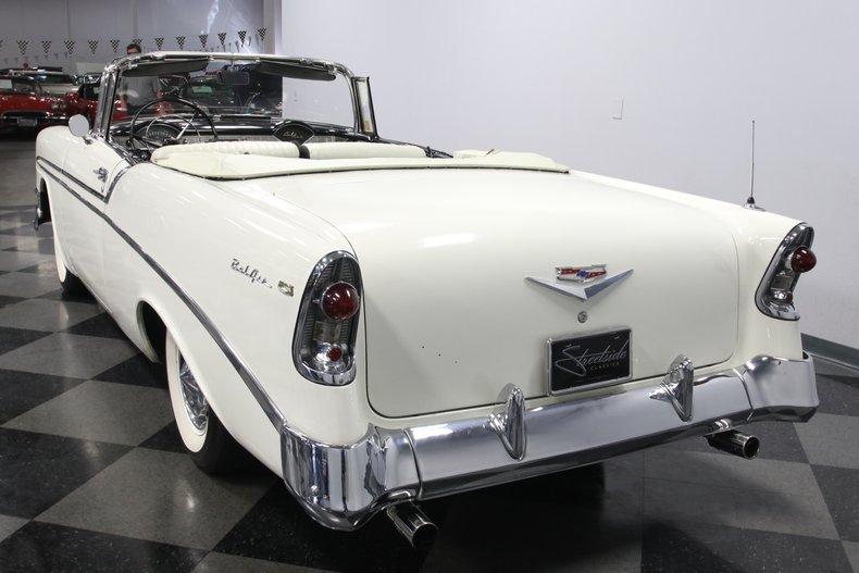 1956 Chevrolet Bel Air 11