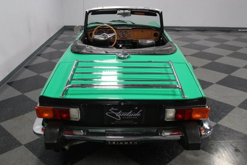 1976 Triumph TR6 29