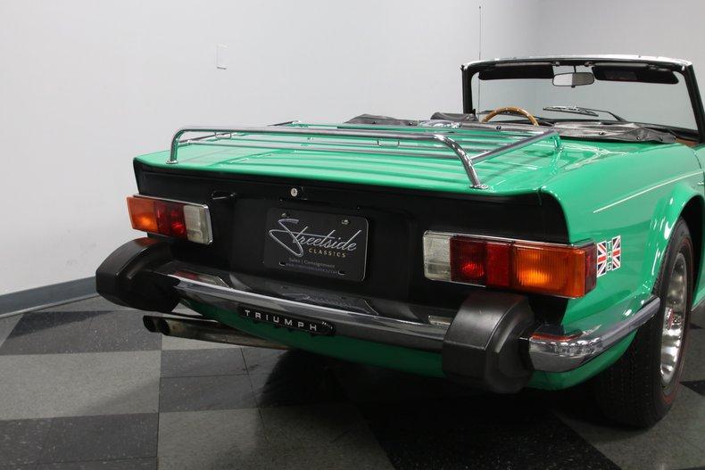 1976 Triumph TR6 31