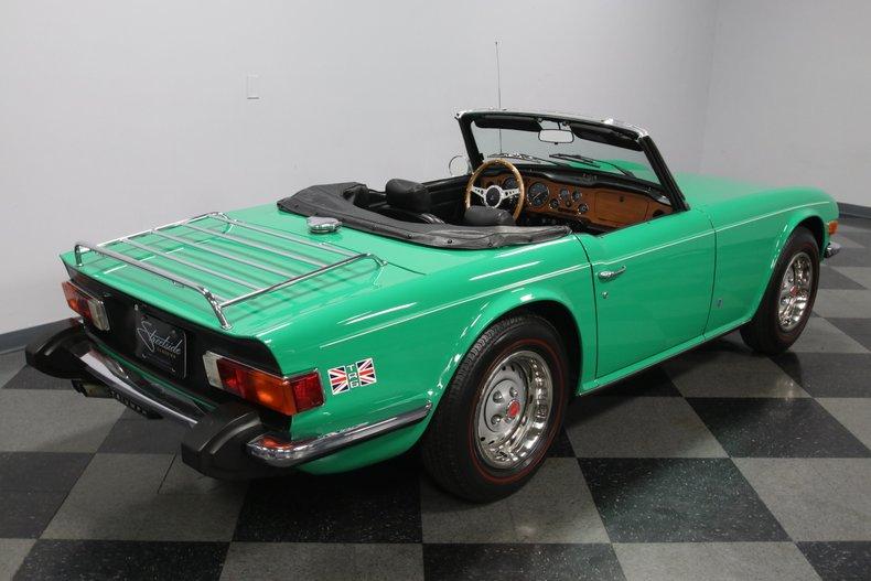1976 Triumph TR6 30