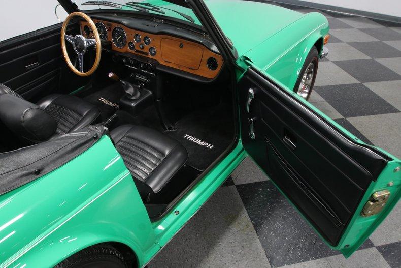 1976 Triumph TR6 60