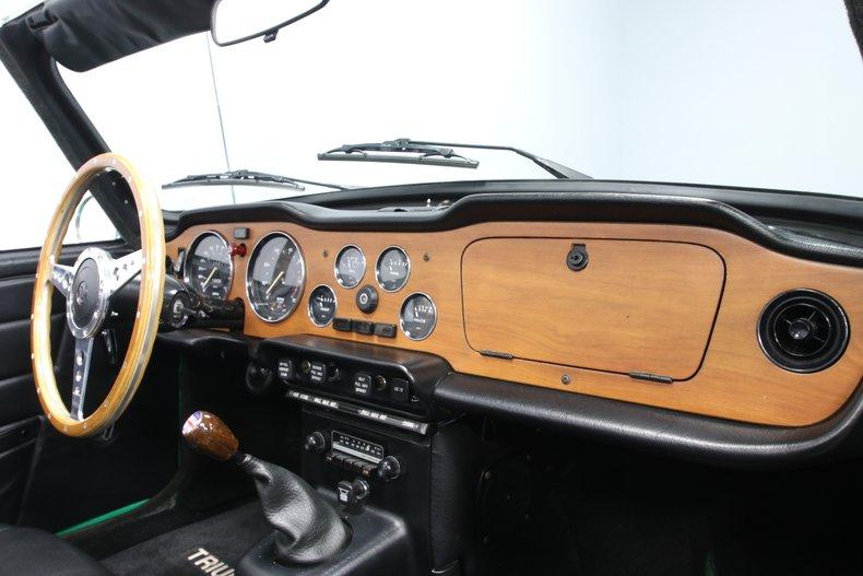 1976 Triumph TR6 56