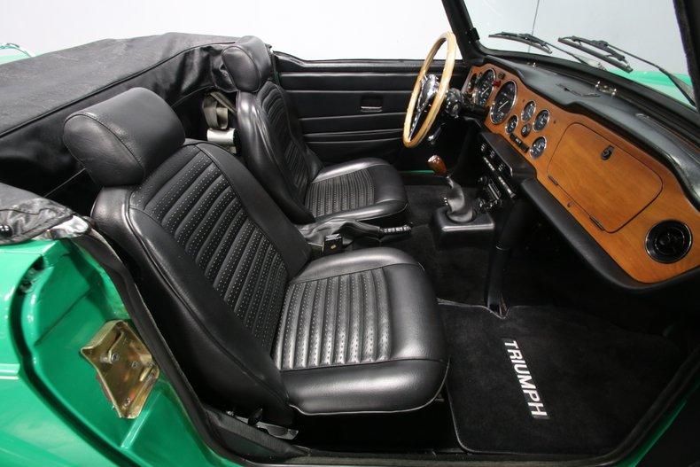 1976 Triumph TR6 55