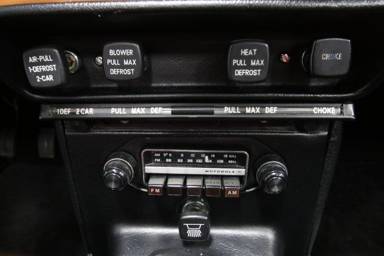 1976 Triumph TR6 50