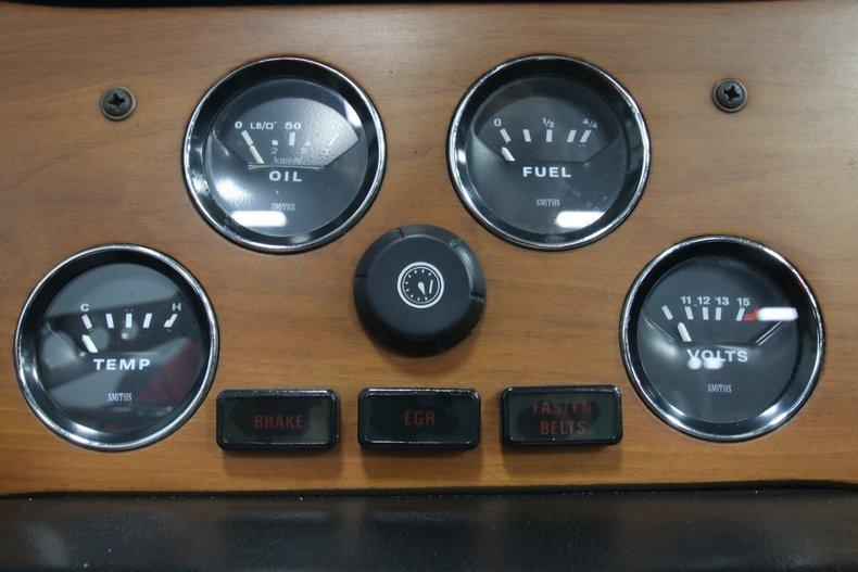 1976 Triumph TR6 49