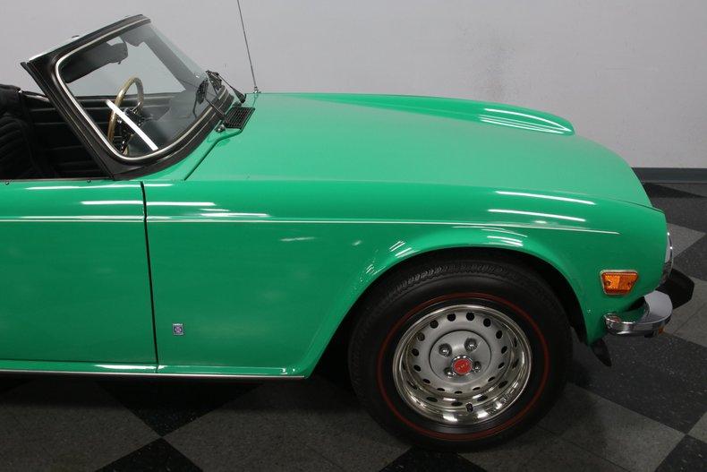 1976 Triumph TR6 35