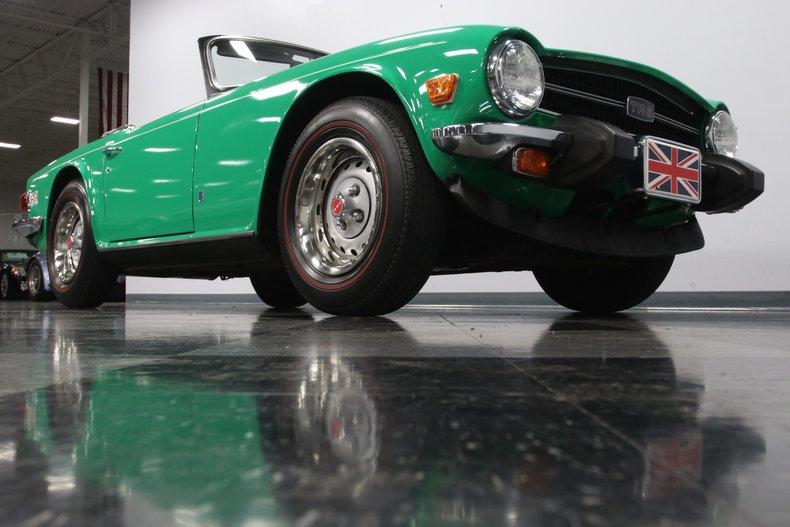 1976 Triumph TR6 36