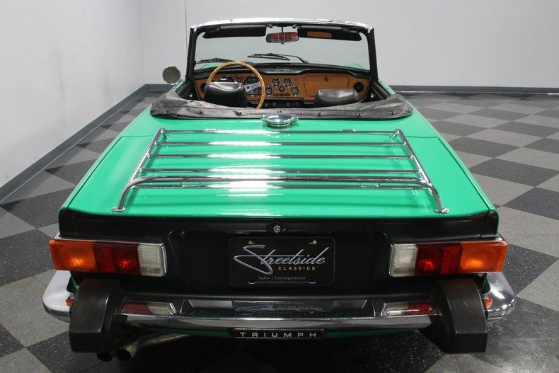 1976 Triumph TR6 11