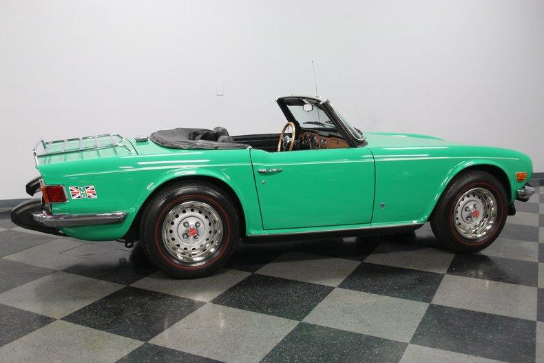 1976 Triumph TR6 14