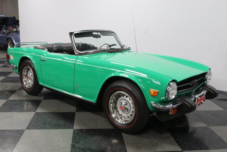 1976 Triumph TR6 17