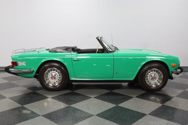 1976 Triumph TR6 15