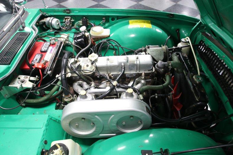 1976 Triumph TR6 39