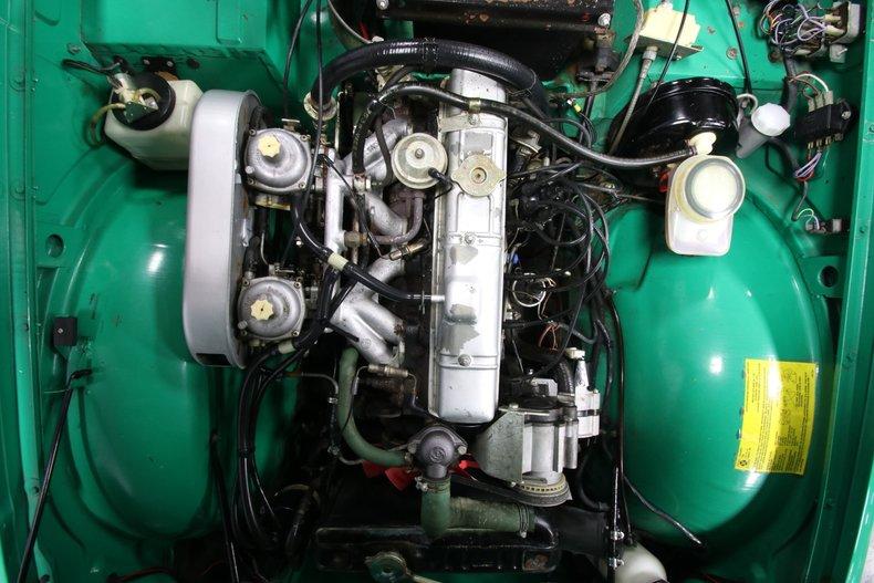 1976 Triumph TR6 3
