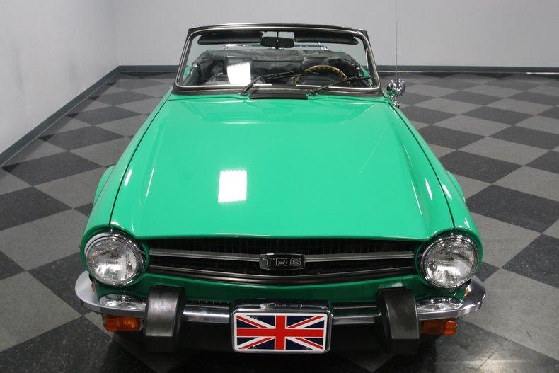 1976 Triumph TR6 21
