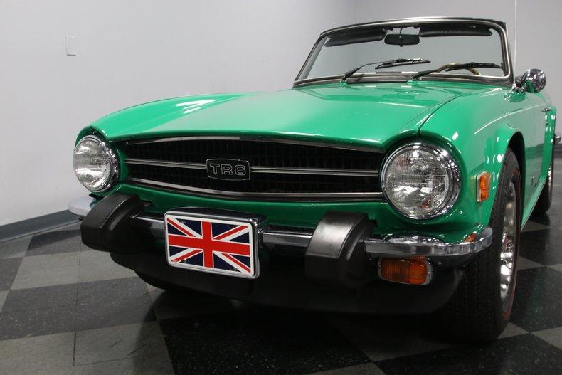1976 Triumph TR6 23