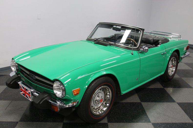 1976 Triumph TR6 22
