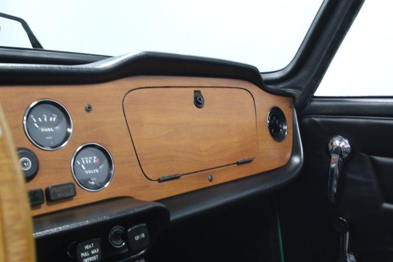 1976 Triumph TR6 52