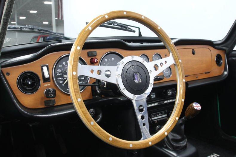 1976 Triumph TR6 46
