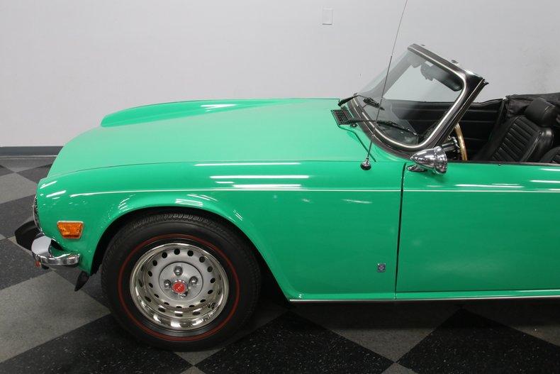 1976 Triumph TR6 26