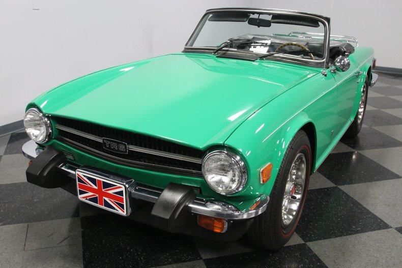 1976 Triumph TR6 20