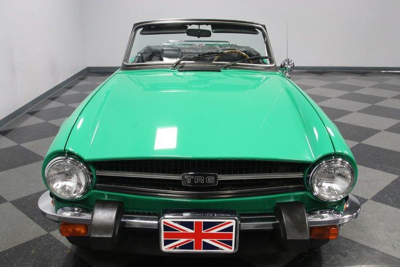 1976 Triumph TR6 19