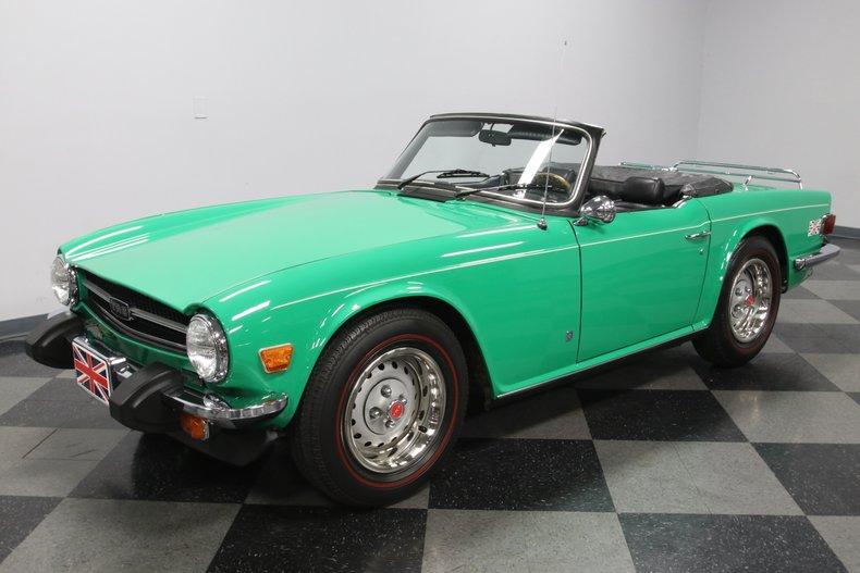 1976 Triumph TR6 5