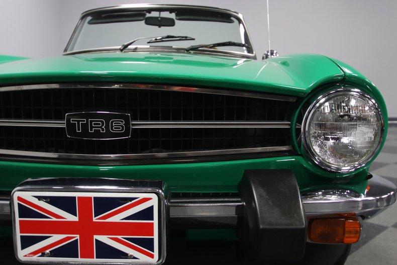 1976 Triumph TR6 70