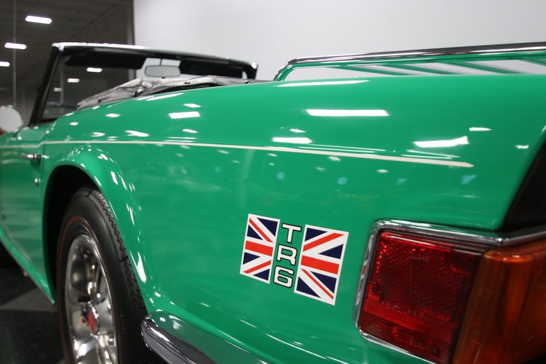 1976 Triumph TR6 71