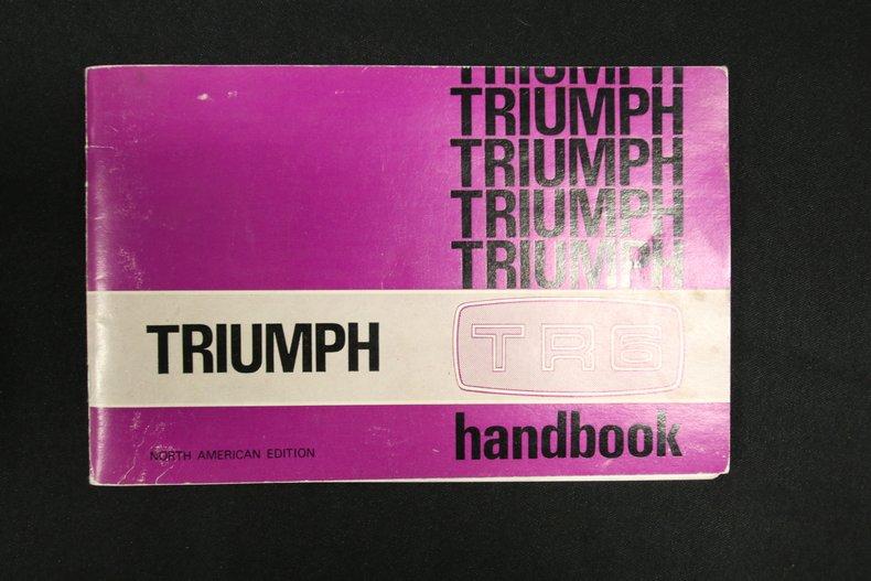 1976 Triumph TR6 75