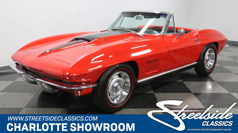 For Sale: 1967 Chevrolet Corvette