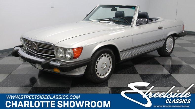 1989 Mercedes-Benz 560SL For Sale