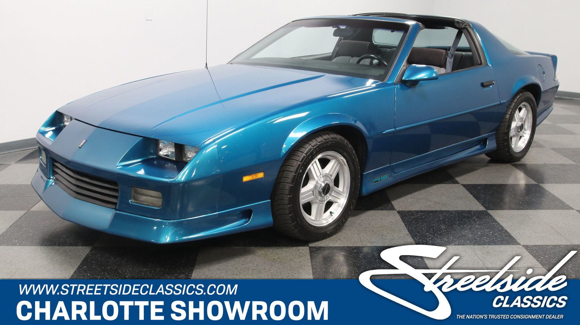 1991 chevrolet camaro streetside classics the nation s trusted classic car consignment dealer 1991 chevrolet camaro streetside