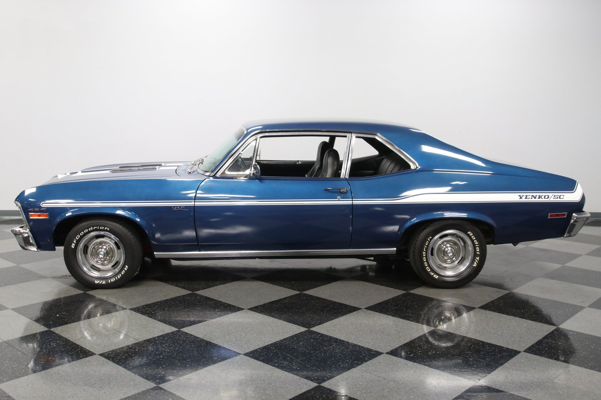1971 chevrolet nova ss 454