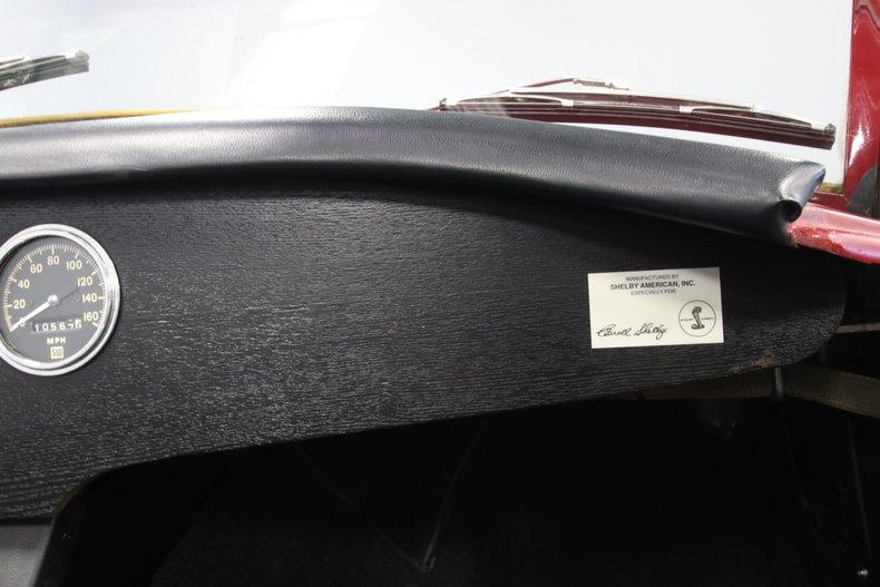 1965 Shelby Cobra 59