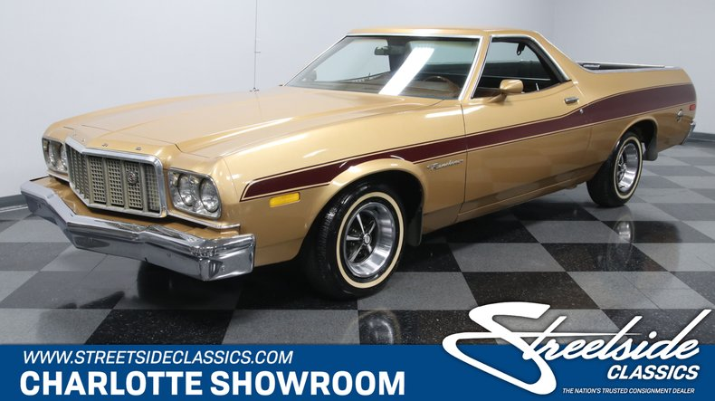 For Sale: 1976 Ford Ranchero