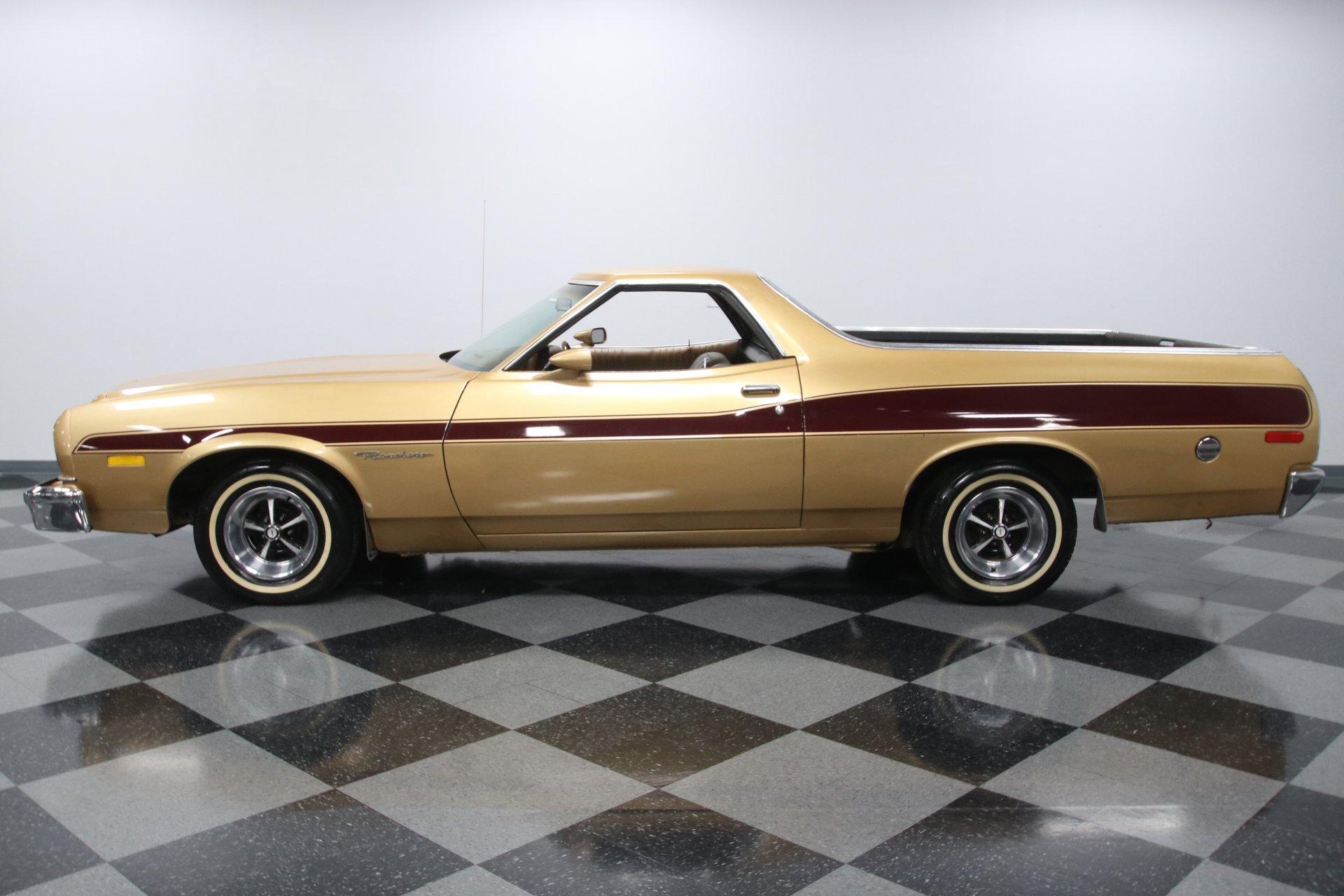 1976 ford ranchero gt