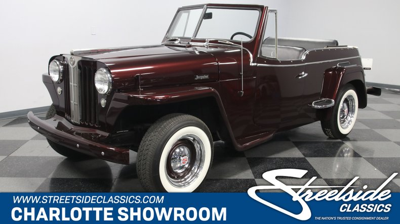 For Sale: 1948 Willys Jeepster