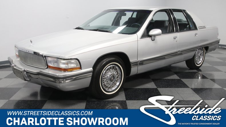 For Sale: 1992 Buick Roadmaster