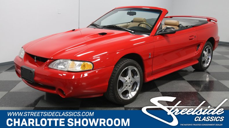 1997 Ford Mustang For Sale