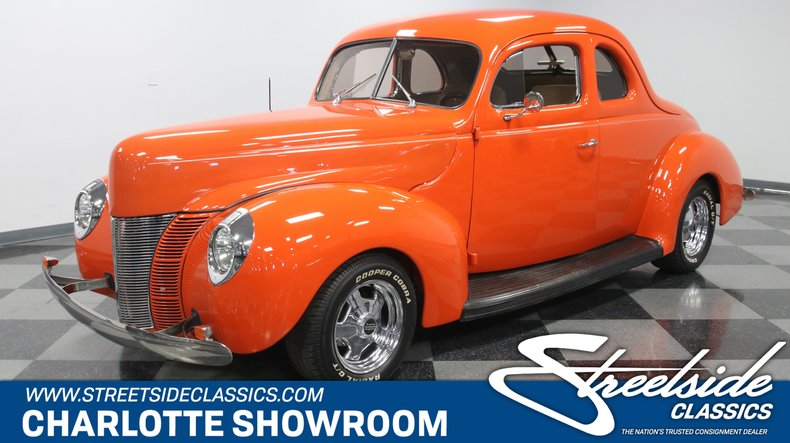 For Sale: 1940 Ford Business Coupe