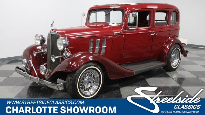 For Sale: 1933 Chevrolet Eagle