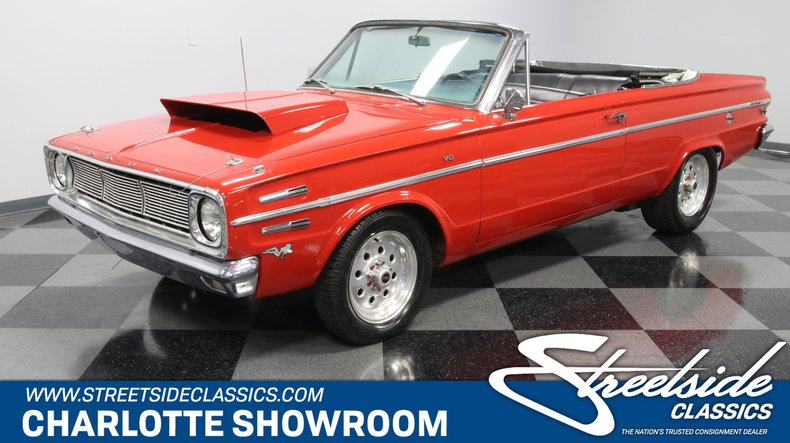 For Sale: 1966 Dodge Dart