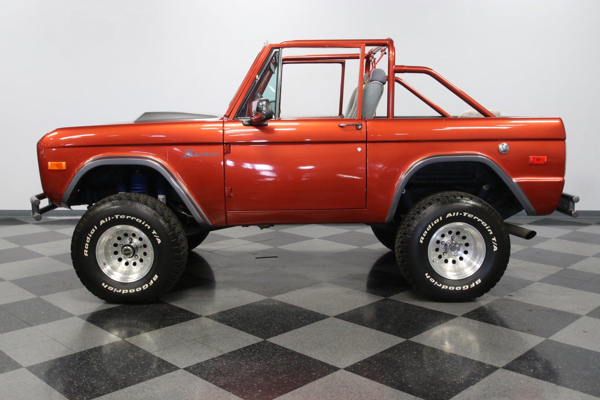 1976 ford bronco 4x4