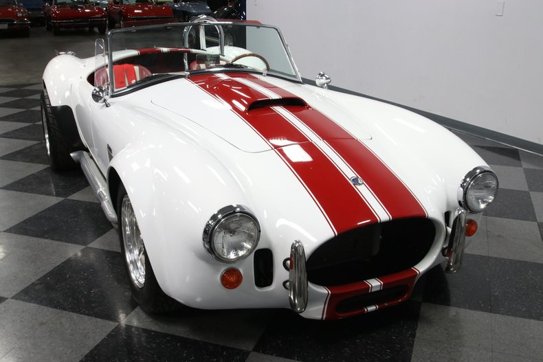 1966 Shelby Cobra 18