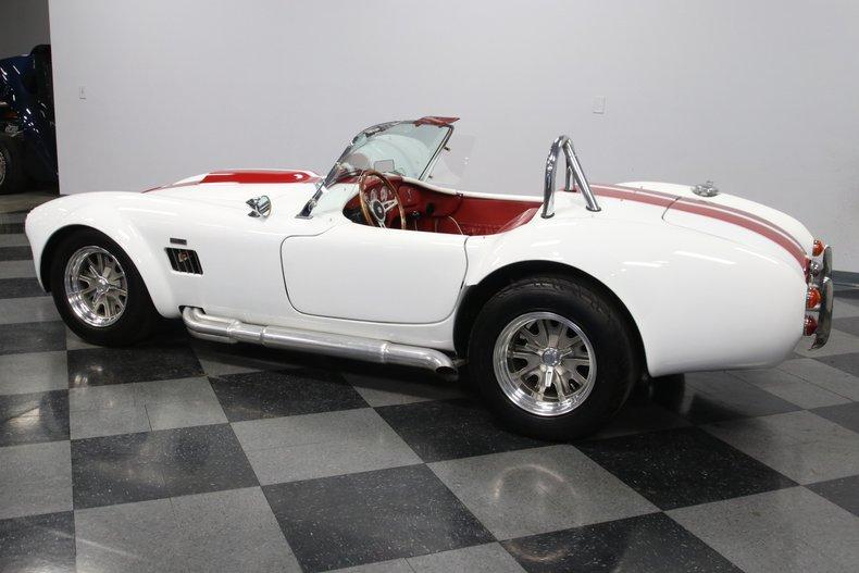 1966 Shelby Cobra 8