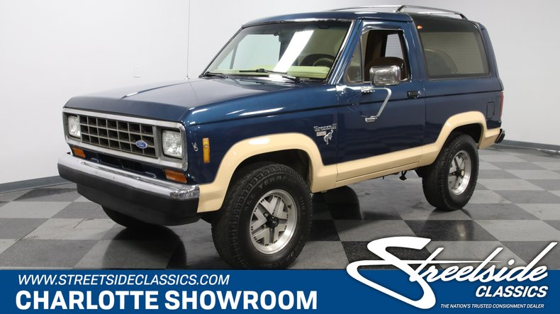 For Sale: 1986 Ford Bronco II