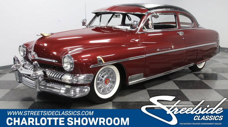 For Sale: 1951 Mercury Monterey
